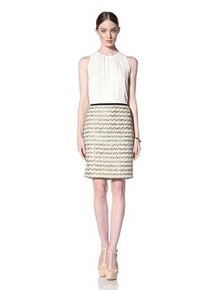 Peter Som Women's Tweed Skirt