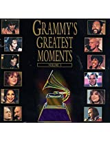 Grammy's Greatest Moments 1