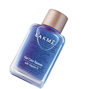 Lakme Nail Polish Color Remover