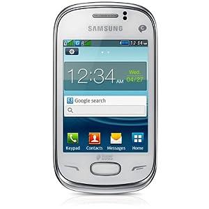 Samsung Rex 70 GT-S3802 (Chic White)