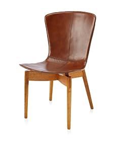 AKMD Shell Side Chair (Tan)