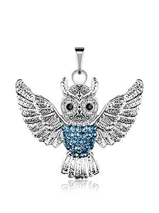Bohemian Love Story Conjunto de cordón y colgante Big Owl