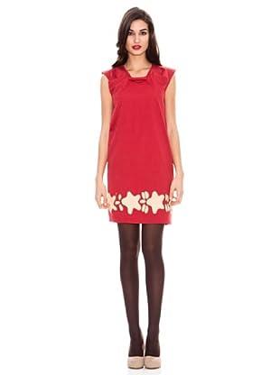 Strena Vestido Ancho (Rojo)