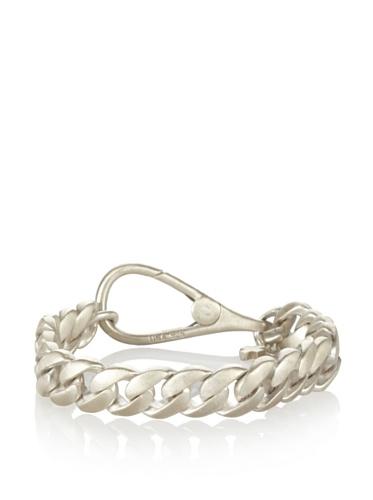 +Beryll Raw Men's Mod 55 Bracelet (Silver)
