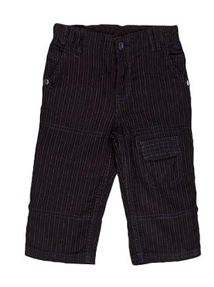 Naf Naf Chevignon Pantalón Rayas (negro)