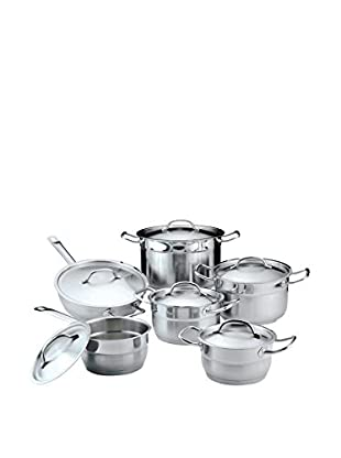 BergHOFF Hotel Line 12-Piece Stainless Steel Cookware Set