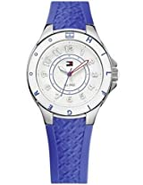 Tommy Hilfiger Analog White Dial Women's Watch - TH1781273/D
