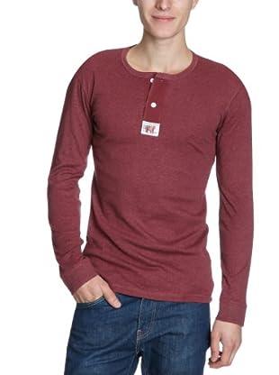 JACK & JONES Camiseta (Burdeos)