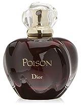 Poison By Christian Dior For Women. Eau De Toilette Spray 1.7 Ounces