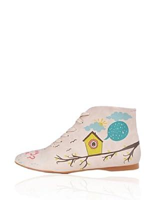 DOGO Zapatos de cordones We Love Rainy Days