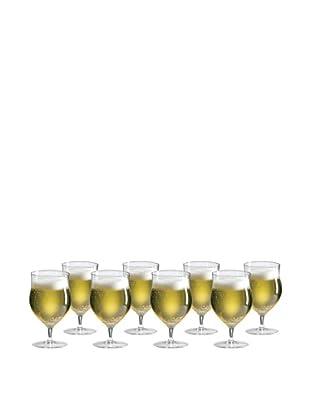 Ravenscroft Crystal RCroft Collection Set of 8 Belgian Beer Glasses, 22-Oz.