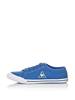 Le Coq Sportif Zapatillas Lona Deauville (Azul)
