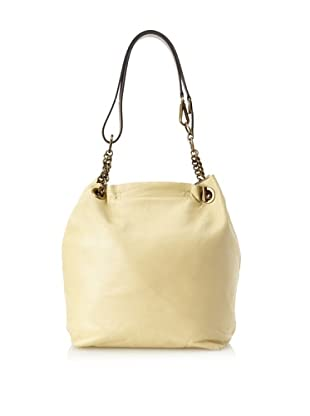 MARNI Women's Convertible Shoulder Bag, Pale Yellow