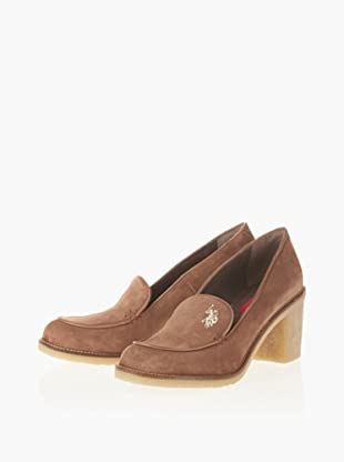 US Polo Assn Pumps Cindra (Braun)