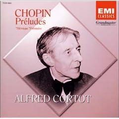 アルフレッド・コルトー(P) ショパン:24の前奏曲ほかの商品写真