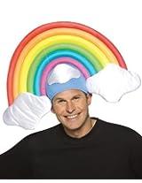Rasta Imposta Rainbow Hat, Multi, One Size