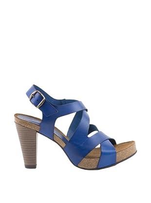 Daneris Sandalias Bio Curvas (Azul índigo)