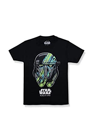 Star Wars T-Shirt Death Trooper Face