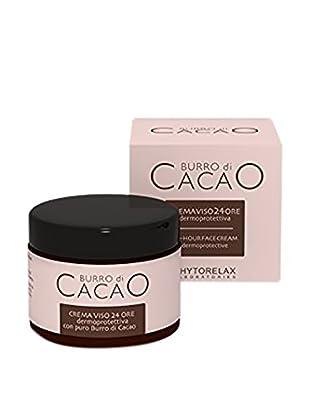 Phytorelax Crema Viso Cocoa Butter 24H 50 ml