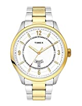 Timex Analog White Dial Men's Watch - TWEG14513