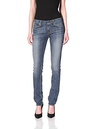 Big Star Women's Bridgette Straight Jean (Paso Medium)