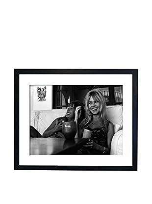 Mazali - Culture Décor Wandbild Bridget Bardot, Jane Birkin
