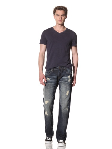 Cult Of Individuality Men's Hagen Relaxed Jean (Rafter)