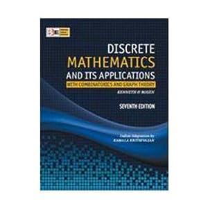 Discrete Mathematics and Its Applications (SIE)