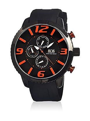 Mos Reloj con movimiento cuarzo japonés Mosml103 Negro 50  mm