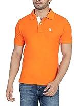 The Company Luxury Polo's - Tangelo Orange - M