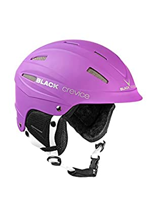 Black Crevice Skihelm Ischgl