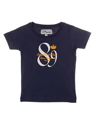 Metrokids Camiseta Niña Daqing (Azul)