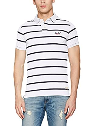 Superdry Polo Miami Stripe
