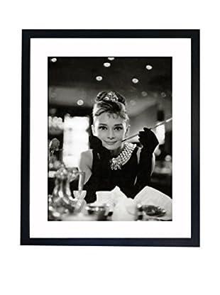 Mazali - Culture Décor Wandbild Audrey Hepburn