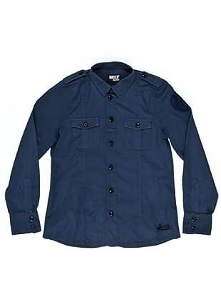 Datch Dudes Camisa Covington (Azul)