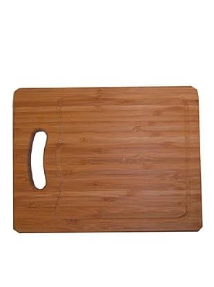 Fackelmann Tabla Cortar Bambú 19,5x25x1,8cm.