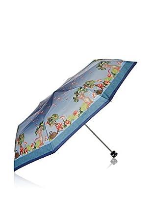 Braccialini Paraguas Azul