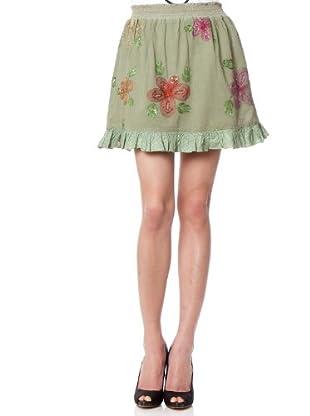 Custo Falda Brom (Verde)
