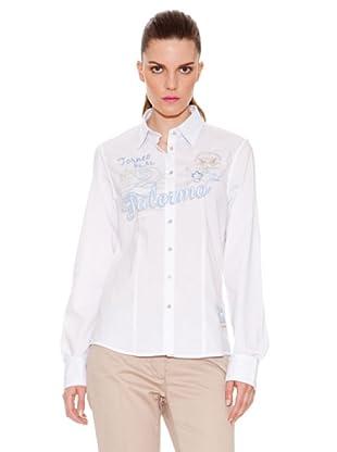 La Martina Camisa Palermo (Blanco)