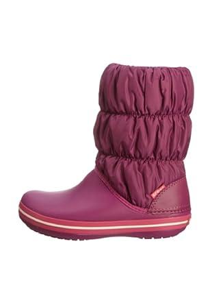 Crocs Botas de Nieve Winter Puff (Violeta / Fucsia)