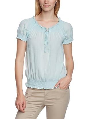 Vero Moda Blusa Conanas Smock (Menta)