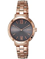 Giordano Analog Grey Dial Women's Watch - 2733-44