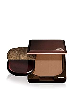 Shiseido Auto-Abbronzante Bronzer Oil-Free Powder 02 Medium Naturel 12 g