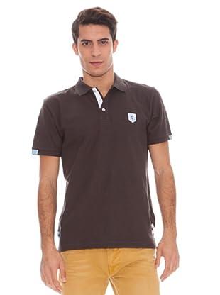 Valecuatro Polo Logo (marrón)