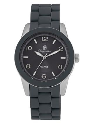 Burgmeister Herren-Armbanduhr XL Avalon Analog Quarz Silikon BM902-190A