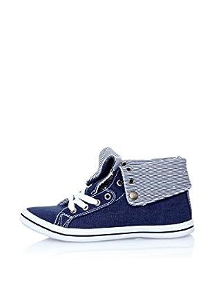 KEDDO Zapatillas  Lengüeta (Azul Marino)