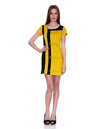 HHG Vestido Aisha (Amarillo)