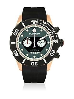 BULTACO Reloj de cuarzo Unisex H1AG48C-IB1-S 48 mm