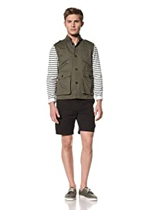 Standard Issue by Hyden Yoo Men's Messdeck Vest (Military Green)