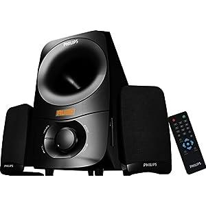 Philips Multimedia Speaker MMS6000F, black